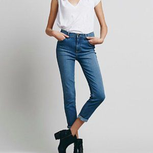 Free People High Roller Jeans - size 24